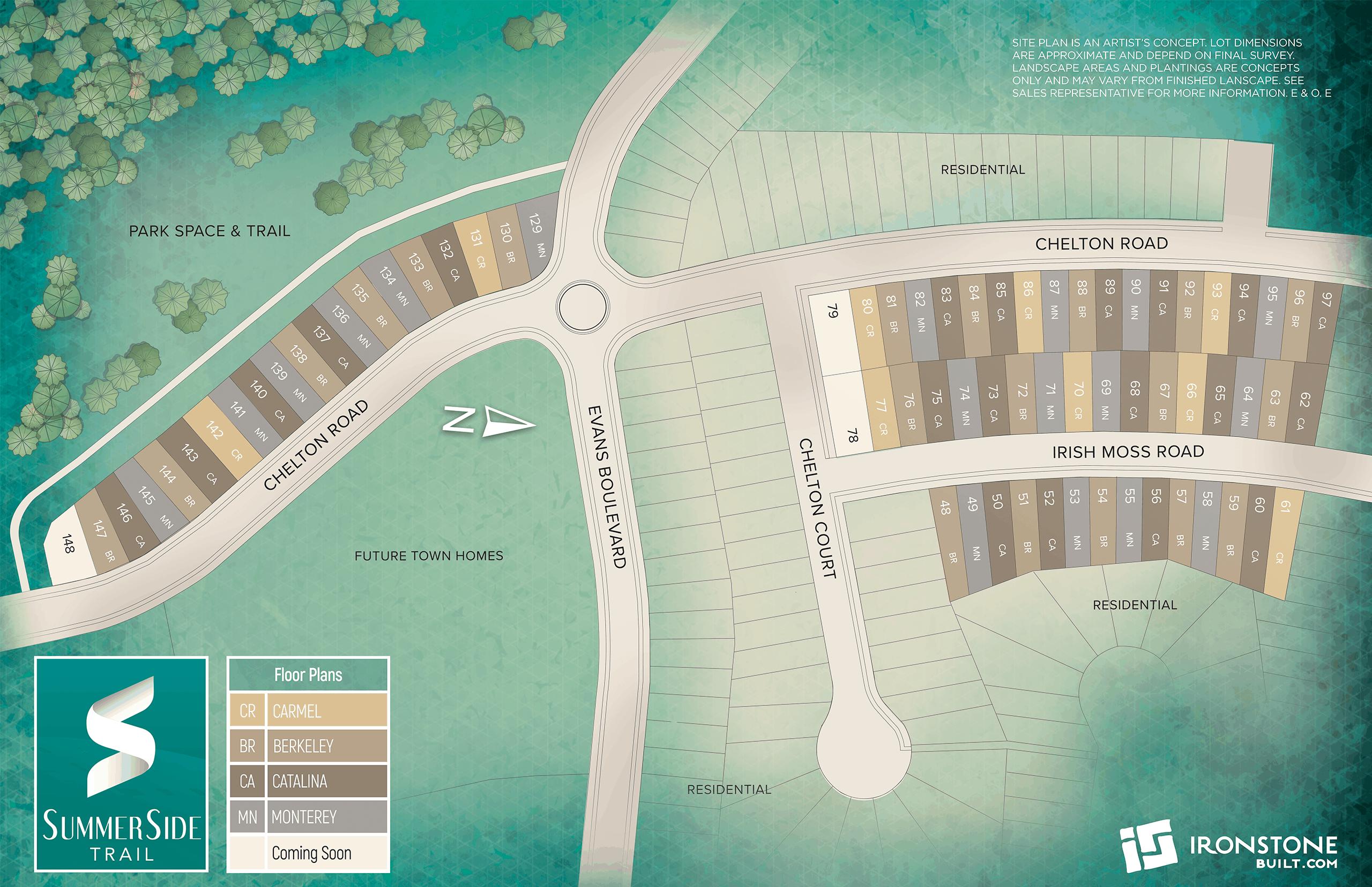 Summerside-Trail-Site-Plan