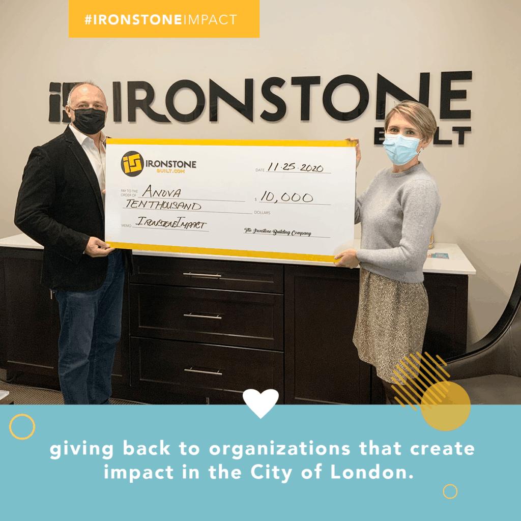 Ten Weeks of Ironstone Impact - 2020